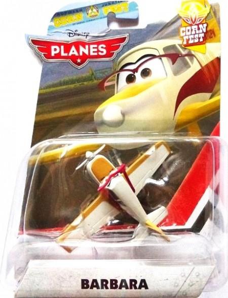 PLANES (Letadla) - Barbara