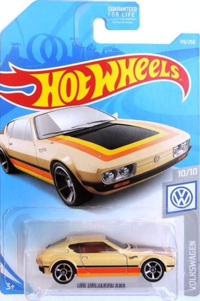 HOT WHEELS - Volkswagen SPZ