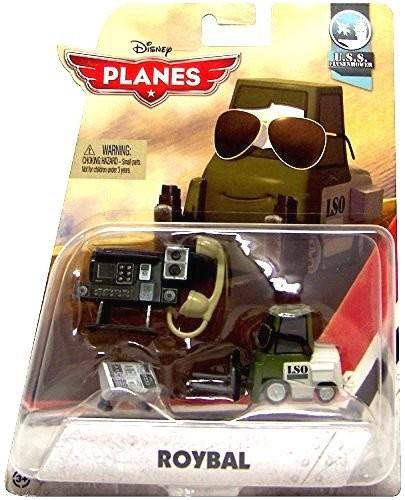 PLANES (Letadla) - Roybal