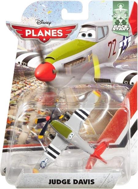 PLANES (Letadla) - Judge Davis - přelepený obal