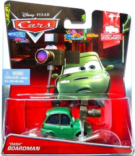 CARS 2 (Auta 2) - Dash Boardman
