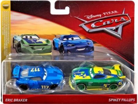 CARS 3 (Auta 3) - Eric Braker + Spikey Fillups