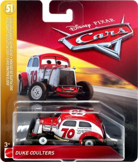 CARS 3 (Auta 3) - Duke Coulters