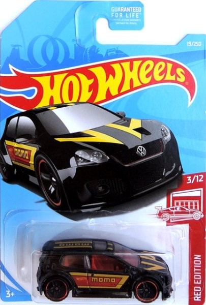 HOT WHEELS - Volkswagen Golf GTI
