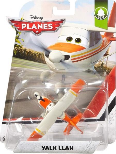 PLANES (Letadla) - Yalk Llah - přelepený obal