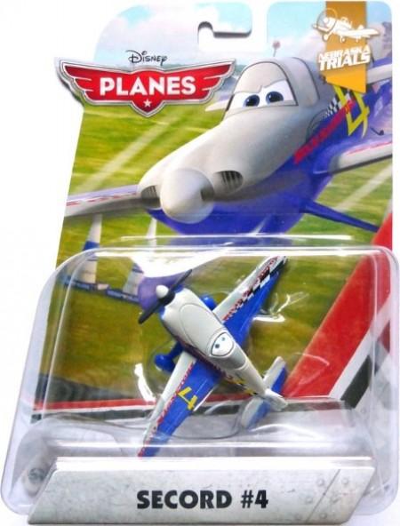 PLANES (Letadla) - Secord nr. 4
