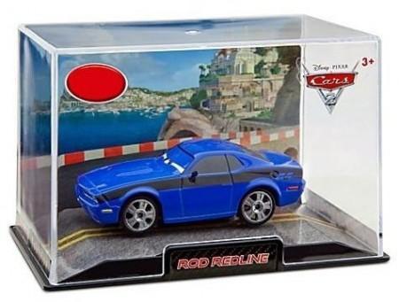 CARS 2 (Auta 2) - Rod Redline Collector Edition