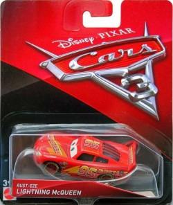 CARS 3 (Auta 3) - Rust-Eze Lightning McQueen