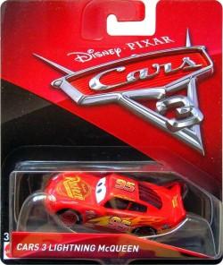 CARS 3 (Auta 3) - Lightning McQueen (Blesk) - poškozený obal