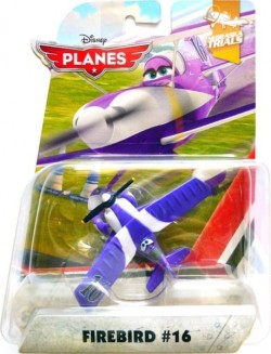 PLANES (Letadla) - Firebird Nr. 16