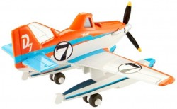 PLANES 2: Fire & Rescue - Pontoon Dusty (Prášek) (Letadla 2: Hasiči a záchranáři)