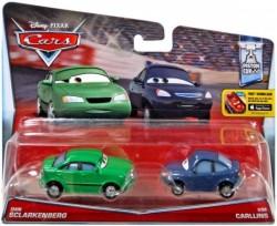 CARS (Auta) - Dan Sclarkenberg + Kim Carllins