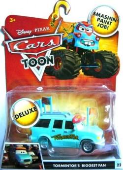 CARS TOON (Auta - Burákovy povídačky) - Tormentor´s Biggest Fan