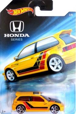HOT WHEELS - 90 Honda Civic EF