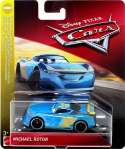 CARS 3 (Auta 3) - Michael Rotor Nr. 39