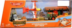 PLANES (Letadla) - 3pack Vitaminamulch