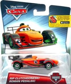 CARS 2 (Auta 2) - Rip Clutchgoneski Carbon Racers