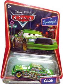 CARS (Auta) - Chick Hicks (SUPERCHARGED) - sběratelský