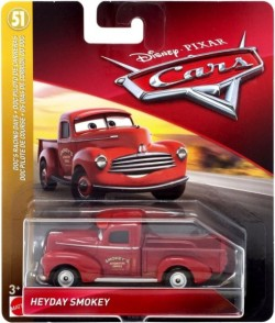 CARS 3 (Auta 3) - Heyday Smokey