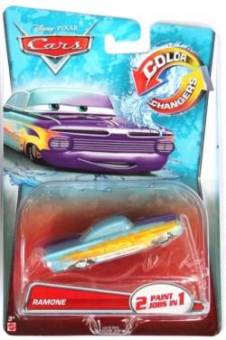 CARS 2 (Auta 2) - Color Changers Ramone (měnící barvu)
