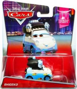 CARS 2 (Auta 2) - Shigeko - poškozený obal