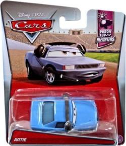 CARS 2 (Auta 2) - Artie - poškozený obal