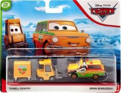 CARS 3 (Auta 3) - Terrell Geartry + Brian Gearlooski