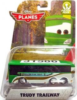 PLANES 2: Fire & Rescue - Trudy Trailway (Letadla 2: Hasiči a záchranáři)
