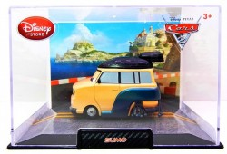 CARS 2 (Auta 2) - Sumo Collector Edition (sběratelská série)