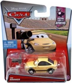 CARS 2 (Auta 2) - Tim Rimmer