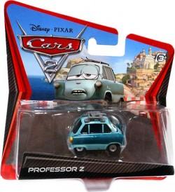 CARS 2 (Auta 2) - Professor Z - Pouze 1 kus SKLADEM!