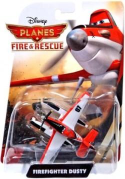 PLANES 2: Fire & Rescue - Firefighter Dusty (Letadla 2: Hasiči a záchranáři) - Prášek