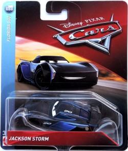 CARS 3 (Auta 3) - Jackson Storm Nr. 20 (Jackson Hrom)