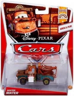 CARS 2 Deluxe (Auta 2) - Waiter Mater (Burák číšník)