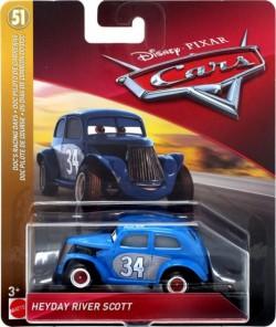 CARS 3 (Auta 3) - Heyday River Scott