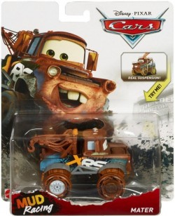 CARS 3 (Auta 3) - Mater (Burák) - XRS Mud Racing