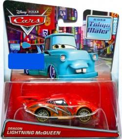 CARS (Auta) - Dragon Lightning McQueen (Blesk)