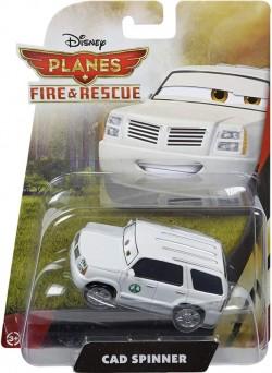 PLANES 2: Fire & Rescue - Cad Spinner (Letadla 2: Hasiči a záchranáři)