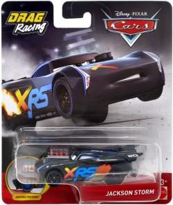 CARS 3 (Auta 3) - Jackson Storm Nr. 20  (Jackson Hrom) - XRS Drag Racing