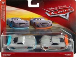 CARS 3 (Auta 3) - Gabriel + Aiden - poškozený obal