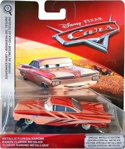 CARS 3 (Auta 3) - Metallic Florida Ramone