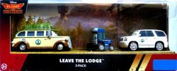 PLANES 2: Fire & Rescue - 3pack Leave the Lodge (Letadla 2: Hasiči a záchranáři)