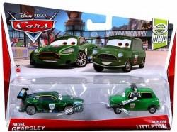 CARS 2 (Auta 2) - Nigel Gearsley + Austin Littleton - poškozený obal
