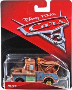 CARS 3 (Auta 3) - Mater (Burák) - poškozený obal