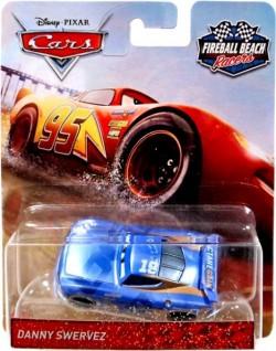 CARS 3 (Auta 3) - Danny Swervez Nr. 19 Fireball Beach
