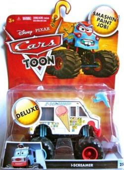 CARS TOON (Auta - Burákovy povídačky) - I-Screamer