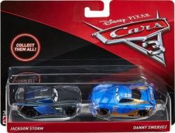 CARS 3 (Auta 3) - Jackson Storm (Jackson Hrom) + Daniel Swervez