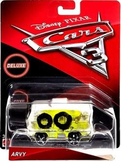 CARS 3 Deluxe (Auta 3) - Arvy