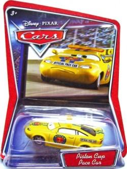 CARS (Auta) - Piston Cup Pace Car - SBĚRATELSKÝ - Walmart série