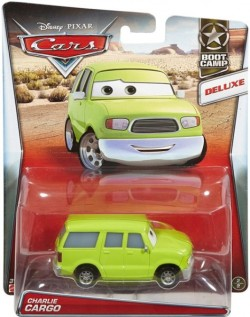 CARS Deluxe (Auta) - Charlie Cargo
